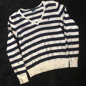 Ralph Lauren Striped Sweater